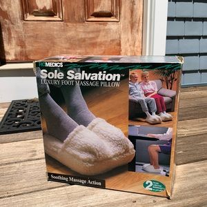 ▪️HOMEDICS▪️Sole Salvation foot